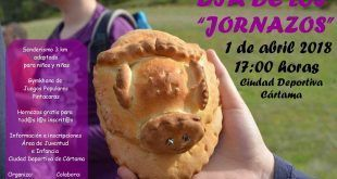 Hornazos en Cártama, evento con ruta de senderismo para toda la familia