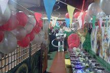 Fiesta cumpleaños en Yoyuba