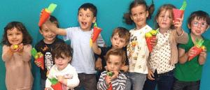 Campamento para niños, aprender y divertirse, con actividades diferentes y en inglés.
