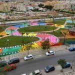 Nuevo parque infantil inspirado en cuentos tradicionales en Málaga.