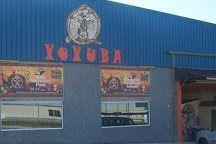 Fachada de las instalaciones de YoYuba adventure Park