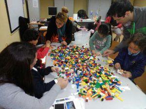 aprender jugando todo lo necesario sobre la Arquitectura en el taller de Arquitectura para niñ@s Arqkids Education