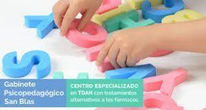gabinete de psicopedagogía para la ayuda a niños con Autismo y TDAH