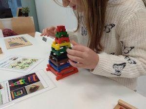 a través del taller de Arquitectura para niñ@s podrán conocer y aprender jugando todo lo relacionado con esta materia.