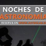 Observación astronómica para niños con Astrolab en Málaga.