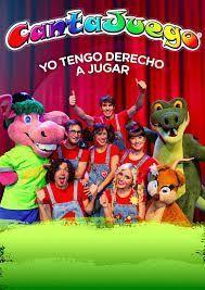 diversión, música, bailes con el nuevo espectáculo del grupo Cantajuegos, para todas las edades