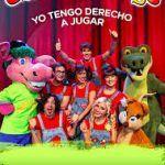 «Yo tengo derecho a Jugar» espectáculo de Cantajuego en Zaragoza.
