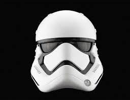 sorteo del casco de Stormtropper, una réplica a escala 1.1 tras el desfile de las tropas de star Wars