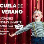 Escuela de verano para niñ@s y jóvenes artistas en Málaga