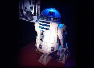 exposición Star Wars Mitos de una Galaxia, replicas, trajes, naves, autografos y mucho más en una gran exposición