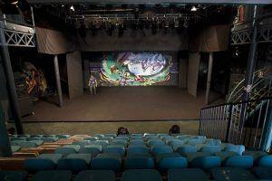 Vuela pluma se representará en los escenarios de la sala Central lechera