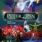 Las aventuras de Peter Pan en un musical infantil en Sevilla.