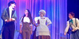 La Bella y la Bestia, el musical, dónde nos cuenta la historia con un toque de humor