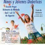 Campamento educativo para niñ@s y jóvenes diabéticos en Asturias.