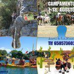 Campamento de verano para niñ@s Bandoleros en Sierra de las Nieves (Málaga)