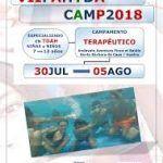 Campamento terapéutico para niñ@s especializado en TDAH en Huelva.