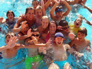 campamento terapéutico en Andévalo, diversión y naturaleza