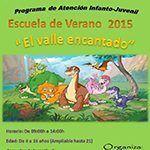 Escuela de verano El Valle Encantado en Alhaurín de la Torre (Málaga)