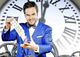 El mago Jorge Blass con un nuevo espectáculo lleno de diversión y magia.