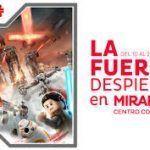 ¡Lego Star Wars!, La fuerza despierta en Miramar, en Málaga.