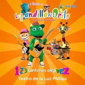 Nuevo espectáculo lleno de diversión, canciones y bailes con La Pandilla de Drilo