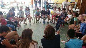 campamento educativo sobre diabetes, dónde aprender sobre la enfermedad