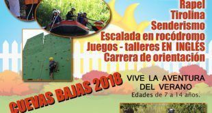 diversión, inglés, aventuras, talleres y mucho más en el Adventure Summer Camp 2018