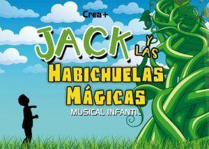 una adaptación de Creamás con el cuento de Jack y las habichuelas mágicas.