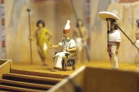 exposición permanente de miniaturas, Egipto