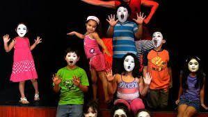 Taller de teatro infantil, diversión, juegos, entretenimiento.