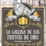 Títeres infantil con La Gallina de los huevos de oro con Zum Zum Teatre en Málaga.