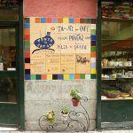 Pintar artesanía, diversión y actividades para niñ@s en familia en Madrid.