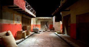 Exposicion divulgativa de la Antigua Roma,