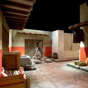 Romanorum vita, vivir la historia de la Roma antigua en la ciudad de Pompeya