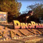 Parque temático y educativo DinoPark Algar en Benidorm (Alicante).