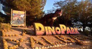 DinoPark un gran parque temático y educativo familiar