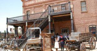 Escenarios de las películas del lejano Oeste en Almería