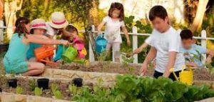 para conocer y cuidar la naturaleza en la granja escuela se realizan actividades agrarias
