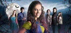 Chica vampiro, una serie juvenil de gira por España