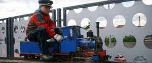 parque ferroviario dónde grandes y pequeños disfrutarán de la magia de viajar en tren