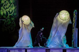 Etcétera y el sastrecillo valiente, una representación de títeres llena de humor y magia