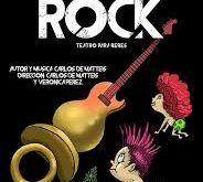Baby Rock, espectáculo de rock y pop dónde divertir y estimular los sentidos de niñ@s y bebés