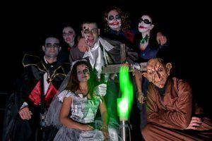Halloween con niños, una noche terrorífica y divertida en EnigmatiumRoom