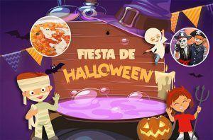 en mundo manía en Estepona los peques disfrutarán de una divertida noche de Halloween