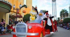 Nickelodeon y la fiesta de Halloween, miedo, atracciones, desfiles, bailes, talleres, maquillaje terrorífico y mucho más