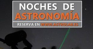 noches de astronomía para todas las edades en Astrolab