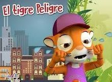 Tigre Peligre de la Pandilla de Drilo