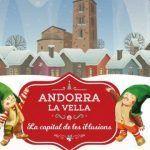 Tercera edición de la Aldea de Navidad en Andorra.