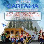 Primera exposición de Clicks de Playmobil en Cartama (Málaga)