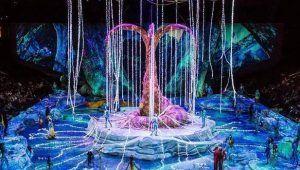 El árbol de las almas, Avatar y el Circo del Sol